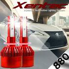 XENTEC LED HID Foglight kit 880 White for 2000-2013 GMC Yukon XL 2500