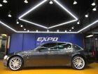 2009 Maserati Quattroporte Base Sedan 4-Door Maserati Quattroporte Executive GT Sedan Xenon Cooled Heated Seats $135kMSRP!