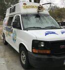 2003 GMC Savana  2003 GMC Savana Ice Cream Truck w/ Nelson Cold Plate Freezer - NO RESERVE!