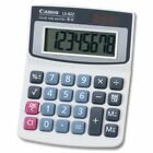 Large Canon LS-82Z Handheld Calculator Dual Power Source Solar Battery Display