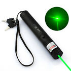 Green Laser Pointer Pen with 532 Wavelength, High Power and Adjustable Focus