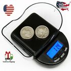 Digital Pocket Scale Weight For Jewelry Gold Silver Herbs Gram Backlight Display