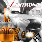 XENTRONIC LED HID Headlight Conversion kit H7 6000K for Audi A3 e-tron 2016-2016