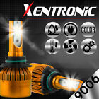 XENTRONIC LED HID Headlight Conversion kit 9006 6000K for 1995-1996 Audi A6