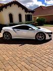 2017 Acura NSX SH AWD 2017 Acura NSX SH-AWD Sport Hybrid Only 400 miles