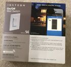Insteon 🌟?Smart Wall on/off Switc🌟?? Dual Band Model : 2477D, Brand New