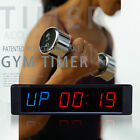 [Ganxin]1'' Portable Led Electrical Mini Crossfit Timer with Countdown/Count Up