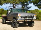 1973 Ford F-250  ford highboy