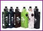 Tugboat Tuglyfe Dual 18650 Mod with Matching R-D-A. Available Batteries, Charger