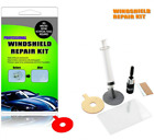 Windshield Repair Tool Car Auto Kit Glass For Chip & Crack Fix your Windscreen D