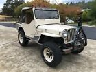 1948 Willys CJ2A  Willys Jeep 1948 CJ2a