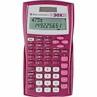 Texas Instruments TI-30X IIS 2-Line Scientific Calculator, Rasberry