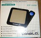 Fuzion Diablo FP-1000 Pro Digital Mini Scale Silver.