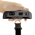 Travel Inspira Digital Hanging Postal Luggage Scale with Carry Pouch Temperature