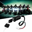 Universal Motorcycle Scooter 4 Pin Ignition Switch With Key Suitable For Honda P