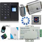 New Fingerprint+RFID Card+Password Door Access Control System+Electric RIM Lock