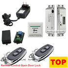 Door Access Control System With Electric Drop Bolt Lock+Wireless Receiver&Remote