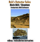 Footprint Research DVD on Rich Hill/Stanton District, AZ - Gold Mining Claims