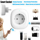 Useful Timer Wireless WiFi Remote Control Smart Plug USB Power Socket EU Outlet