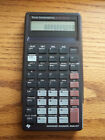 Texas Instruments BA II Plus Advanced Business Analyst Calculator Pre-owned