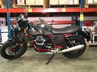 2015 Moto Guzzi V7 RACER  Highly Collectible Moto Guzzi like new with lots of extras used for photo shoots