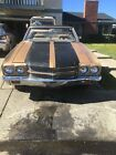 1970 Chevrolet Chevelle  1970 Chevy Chevelle Chopped Top
