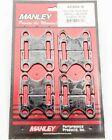 Manley 5/16 in Pushrod Guide Plates Flat Small Block Chevy 8 pc P/N 42355-8
