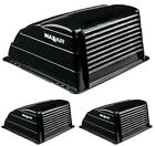 Maxxair Rv Roof Vent Cover Black 00-933069
