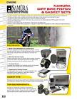 2002-2016 Yamaha Yz85 Namura Top End Repair Kit  48mm NX-40085-2K