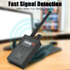 G318 Portable Anti-Spy Wireless Amplification Detector Signal Detector New