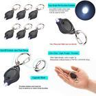 X-Group 6 Pack Mini Led Flashlight Keychain Ultra Bright Key Ring Light Torch Wi
