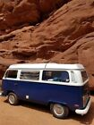 1972 Volkswagen Bus/Vanagon  1972 VW Bus (Camper) - Pop Top - Beautiful Condition - Engine Has Rod Knock
