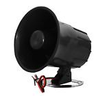 XINFLY 1-tone 15w 12v Wired Alarm Siren Horn Outdoor with Bracket for Home Secur