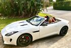2014 Jaguar F-Type V8 S Supercharged 495HP (All Options + Carbon Fiber) JAGUAR F-TYPE SUPERCHARGED V8 S 495HP (all Options + Carbon Fiber)