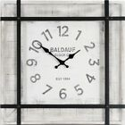 Home Decoration New Analog Square Indoor Wall Clock Design New Best
