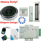 Waterproof RFID Card+Password Door Access Control System+Magnetic Lock+Remote