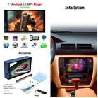 "7"" 2DIN Touch Car MP5 Player GPS Navi Mirror Link Radio FM/AM/RDS HD Video WIFI"