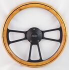 "67-68 Chevrolet/GMC El Camino, Sprint, Caballero 14"" Unstained Oak Burn Wood ..."