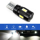 Car Side Light Car Dashboard Light Bright Durable T10 6 LED Light Auto