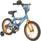 """Dynacraft 16"""" Hot Wheels Boy's Bike, Blue"""