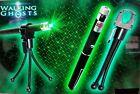 Ghost hunting equipment Green laser grid pen with holder + tripod, FULL KIT 2018
