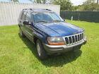 2001 Jeep Grand Cherokee Blue 2001 Jeep Grand Cherokee Laredo-Blue