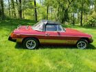 1979 MG MGB  1979 MGB, If you are looking for an MGB, this is the one for you !