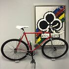Vintage Colnago Superissimo late 80's & original Timothy Raines artwork