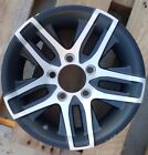 "13"" x 5.5""  ALUMINUM TRAILER WHEEL  5-LUG ON 4.5 INCHES SW WHEELS"