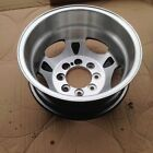 "16"" 8 LUG ALUMINUM DUAL TRAILER WHEEL  8-LUG ON 6.5 INCHES MAX LOAD 3415"
