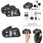 Lexin 2X Lx-T2 Bt Interphone Motorcycle Helmet Communication Bluetooth Intercom,