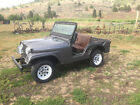 1956 Willys 439  1956 Jeep Willys, Classic 4X4