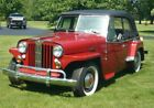 1948 Willys 439  1948 Willys Jeepster Convertible