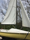 AMF Sunbird 16' Sailboat with Trailer